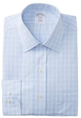 Brooks Brothers Regent Fit Checkered Dress Shirt