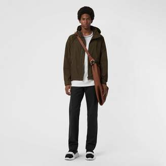Burberry Packaway Hood Shape-memory Taffeta Jacket