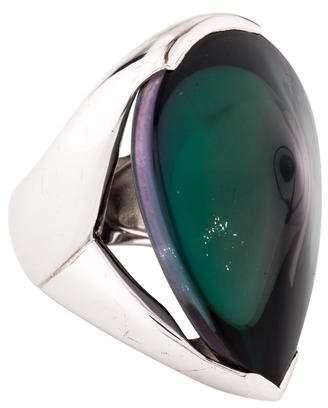 Baccarat Crystal Psydélic Ring