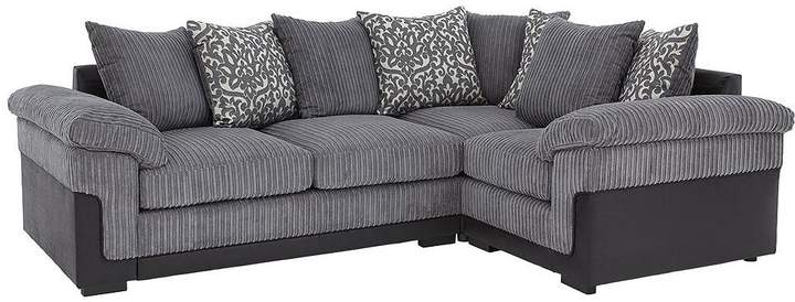 Phoenix Right-Hand Double Arm Corner Group Sofa