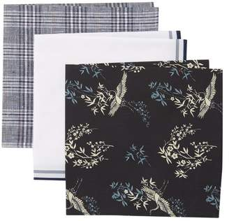 14th & Union Rock Springs Pocket Squares - Pack of 3