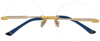 Karlsson Anna Karin frameless round glasses