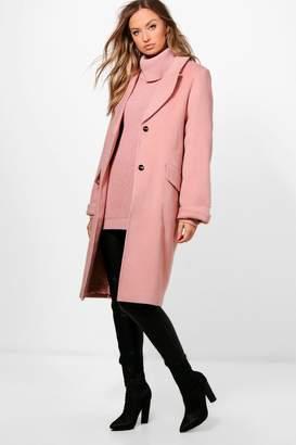 boohoo Rosie Oversized Coat