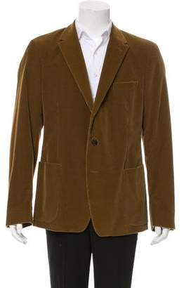 Prada Corduroy Three-Button Sport Coat