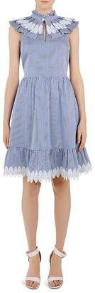 Ted Baker Cottoned On Kikkii Lace-Appliqué Dress