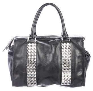 Tory Burch Studded Leather Satchel