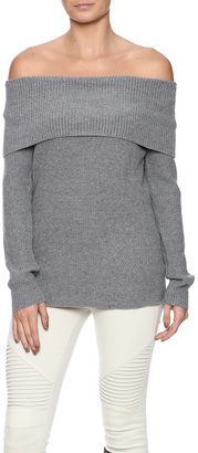 Do & Be Off Shoulder Sweater Top $54 thestylecure.com