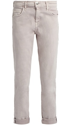 CURRENT/ELLIOTT The Fling straight-leg cropped jeans $229 thestylecure.com