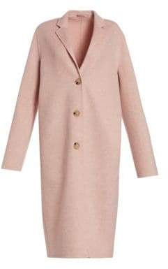 Acne Studios Avalon Wool& Cashmere Trench Coat