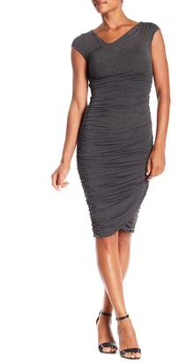Bailey 44 Reily Ruched Jersey Dress