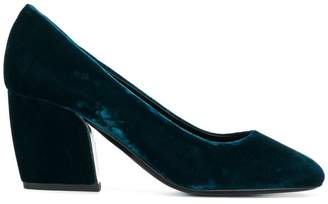 Pierre Hardy block heel pumps