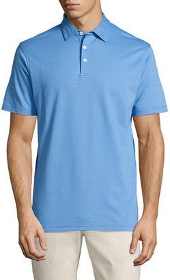 Peter Millar Collection Perfect Pique Polo Shirt $158 thestylecure.com