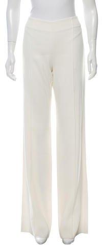 AgnonaAgnona Tailored Wide-Leg Pants
