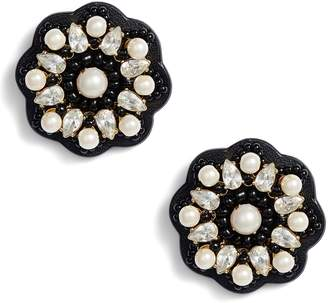 Kate Spade Desert Garden Button Stud Earrings