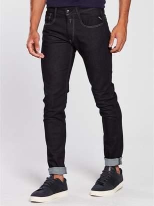 Replay Anbass Foreverdark Slim Stretch Jeans