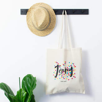 XOXO Personalised Happiness Tote Bag