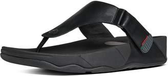 FitFlop Trakk Ii Men's Leather Toe-Thongs