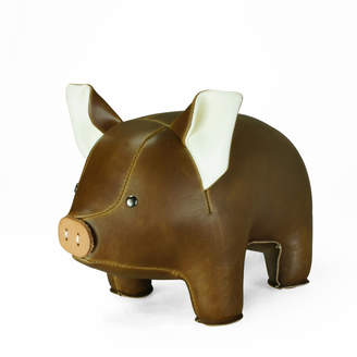 Zuny Classic Pig Bookend
