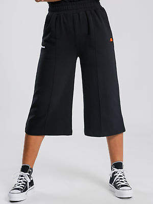 Ellesse New Ferragio Culotte In Black Womens Pants & Leggings