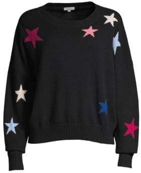 Rails Presley Multi-Star Wool& Cashmere Knit Sweater