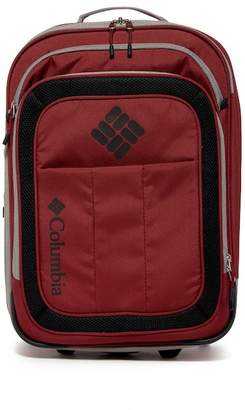 """Columbia Summit Point 20\"""" Rolling Expandable Case"""