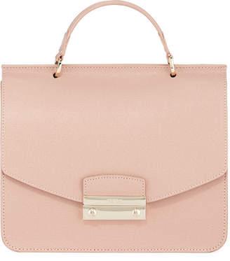 Furla Julia Small Saffiano Leather Top-Handle Bag
