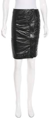 John Bartlett Knee-Length Pencil Skirt