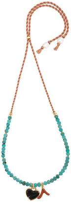 Lizzie Fortunato Malta Heart necklace