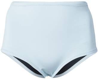 Cynthia Rowley Betty high waisted bikini bottom
