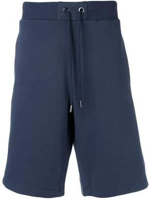 Versace drawstring shorts
