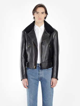 Maison Margiela Leather Jackets