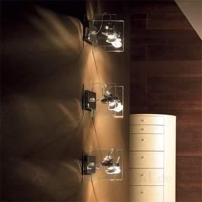 Moderne Wand- und Deckenleuchte ORBIS