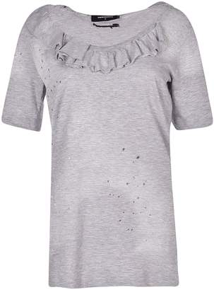 DSQUARED2 Ruffled T-shirt