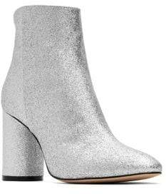 Katy Perry Mayari Glitter Booties