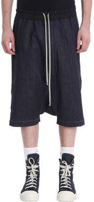 Drkshdw Raw Denim Shorts