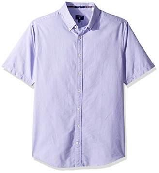 24ef99c4 Gant Men's The Fitted Oxford Short Sleeved Shirt