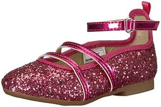 Osh Kosh Girls' Zaina Ballet Flat