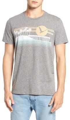 Sol Angeles Sunset Pier Graphic T-Shirt