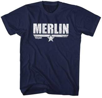 Top Gun A&E Designs Merlin T-Shirt