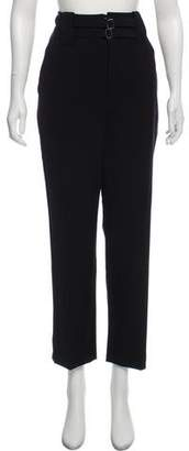 Rebecca Taylor Belted Suit Pant