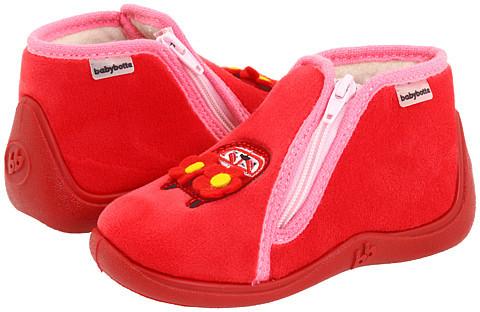 babybotte Majik Bus (Toddler) (Red)