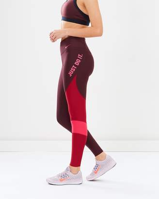 Nike Power Graphic Training Tights - Women's