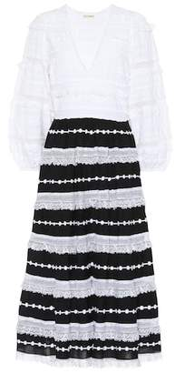 Ulla Johnson Charline lace midi dress