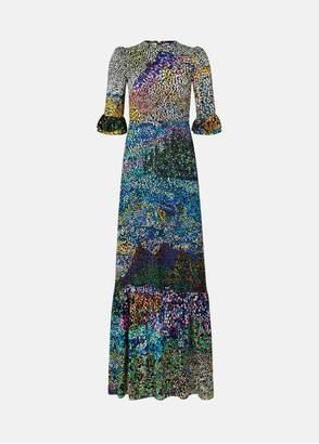 Mary Katrantzou Millais Dress Mountain