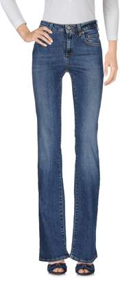 Siviglia Denim pants - Item 42602981QM
