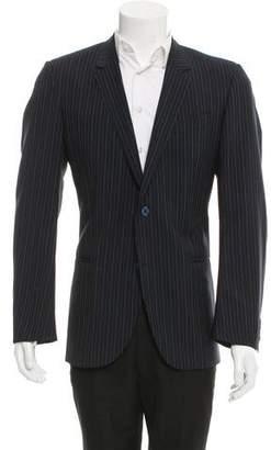 Alexander McQueen Wool & Mohair-Blend Blazer