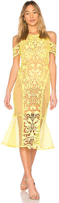 Thurley Enchanted Garden Midi Dress