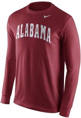 Nike Men's Alabama Crimson Tide Wordmark Tee