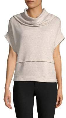 Alpine Cowlneck Cotton Top