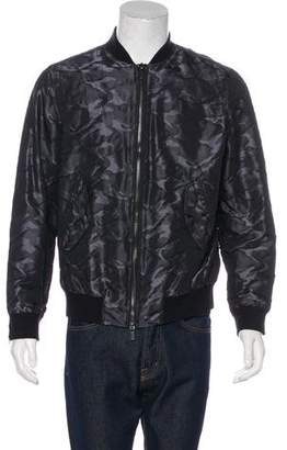 BLK DNM Camouflage Jacquard Jacket